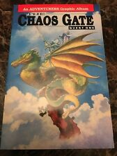 The Chaos Gate Quest One An Adventures Graphic Album 1990