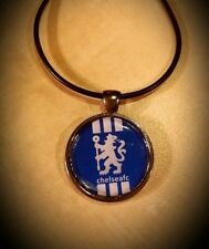 Soccer/Football Chelsea F.C. Necklace
