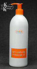 ZIAJA Anti-Cellulite Massageöl (500ml)