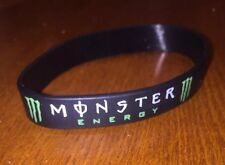 Monster Energy Silicone Bracelet Wrist band original