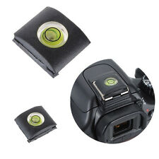 Hot Shoe Cover Protector Cap Bubble Spirit Level For Camera Canon Nikon D7000