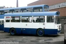 Tayside No.221 Dundee Depot 1981 Bus Photo