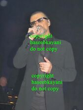8x6 Photo One 2011 George Michael Royal Albert Hall Symphonica Concert Photo