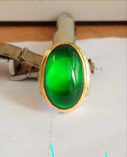 Charming Natural Green Chalcedony(IJO BOTOL)INDONESIA 01