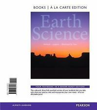 Earth Science, Books a la Carte Edition (14th Edition) by Tasa, Dennis G., Lutge