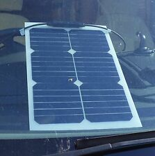 New 18 Watt flexible solar panel SunPower cells Most Efficient in the World