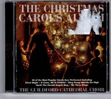 (GT477) The Christmas Carols Album, Guildford Cathedral Choir - 1996 CD