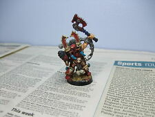 Chaos Space Marine Kharn the Betrayer Khorne Warhammer 40,000 40k GW