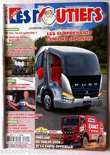 Les Routiers n°850; Les camions Japonais/ Dakar/ Nordic Trophy/ Vols de Frets