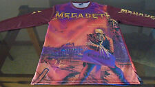 MEGADETH Peace Sells...But who's buying /Long Sleeve T-Shirt/ 100% Polyester - L