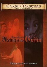 AXING of The COFFIN - Crash Masters Chinese Action ,DVD
