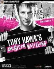 Tony Hawk's American Wasteland(tm) Official Strategy Guide (Official-ExLibrary