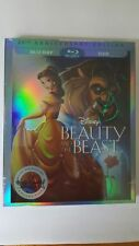 Beauty and the Beast (Blu-ray/DVD, 2016, 25th Anniversary Edition