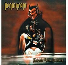 PENTAGRAM: Review your choices (1999); Italian metal progressive, with English