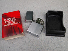 New never used 2006 Marlboro Zippo Lighter in box