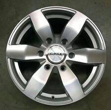 "16"" G.MAX Titan Wheel & 205R16C Tyre Package:Toyota Hilux 150 Series"