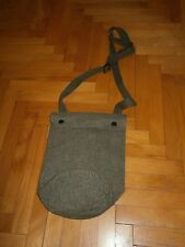Swiss Army canvas soldier bag