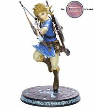 Zelda Breath of The Wild Link Statue First 4 Figures PREORDER 25cm Figurine