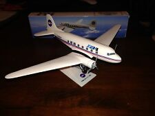 Provincetown Boston Airlines (PBA) DC-3 MODEL Airplane 1/100 Scale