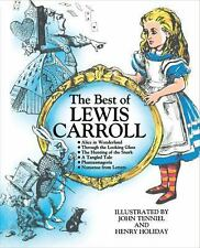 The Best of Lewis Carroll (Alice in Wonderland, Through the Looking Glass, The H