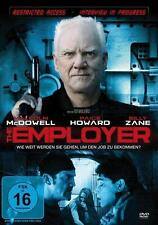The Employer Malcolm McDowell DVD Neu!