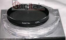62mm CPL Circular Polarizer Cir Polarizing Polar Cir-PL Lens Filter Matin Brand