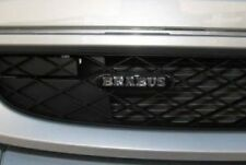 Badge calandre grille Brabus Smart Fortwo 451 Roadster cracha Genuine Emblem