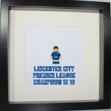 Leicester City Football Premier League Champions  lego 3D photo frames ANY TEAM
