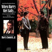 WHEN HARRY MET SALLY [Soundtrack](CD 1989) Harry Connick Jr. 80s
