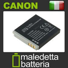 NB-4L Batteria Alta Qualità per Canon Digital IXUS 55 60 65 70 75 80 IS