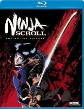 BLU-RAY Ninja Scroll (Blu-Ray) NEW