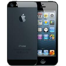 Apple iPhone 5 32 GB Black (Unlocked) good condition 12 months warranty