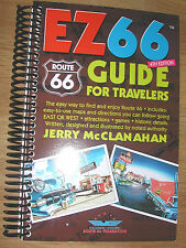 EZ 66 GUIDE for ROUTE 66 TRAVELERS NEW 4th Edition 2015 map book