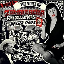 MESSER CHUPS & THE BONE COLLECTORS * The Voice Of Zombierella' LP neu*new *Surf