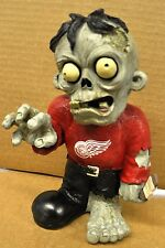 Detroit Red Wings - ZOMBIE - Decorative Garden Gnome Figure Statue NEW NHL