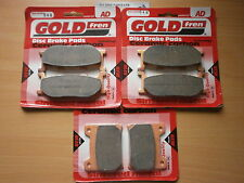 YAMAHA XJ 900 S DIVERSION XJ900   SINTERED FRONT & REAR BRAKE PADS ' FULL SET
