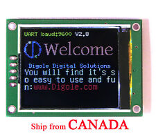 "1.8"" Serial:UART/I2C/SPI Color TFT LCD 160x128 Display Module for Arduino CA"