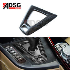 FOR BMW F80 M3 F82/F83 M4 F10 M5 F87 M2 Carbon Fiber Gear Shift Basement Cover