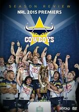 NRL 2015 Premiers Season Review North Queensland Cowboys : NEW DVD
