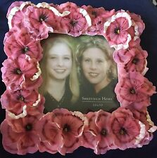 Hibiscus Flower Surfing Tropical Beautiful Friend Girl Picture Frame Pink  #P
