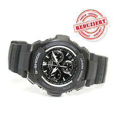 "Casio Uhr G Shock G-1000H-1AER ""Black Burner"""