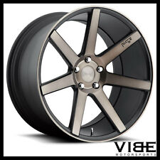 "19"" NICHE VERONA MACHINED CONCAVE WHEELS RIMS FITS HONDA ACCORD COUPE"