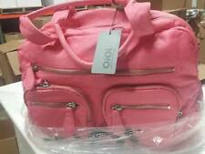 BRAND NEW! OiOi Carry All Diaper Bag Pink Lemonade Lizard!! FREE SHIPPING!!!!