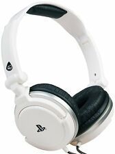 4Gamers Stereo Gaming Headset for Playstation 4 * PS4  and PS VITA * White