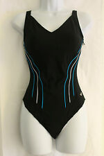 ARENA  (SPRING SALE)  ONE PIECE LADIES COSTUME(BLACK)SIZE32 UK/USA