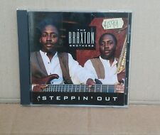 The Braxton Brothers: Steppin Out Cd