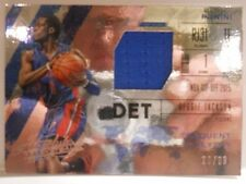 2015-16 Panini Absolute Reggie Jackson SP Frequent Flyers Jersey Card # 20 / 99