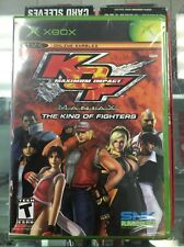 King of Fighters: Maximum Impact -- Maniax (Microsoft Xbox) New Factory Sealed