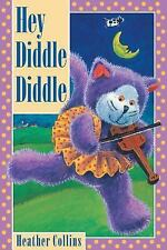 Traditional Nur Rhymes: Hey Diddle Diddle (2003, Board Book)