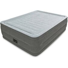 "Intex Full 22"" DuraBeam Airbed Mattress with Built-in Pump New"